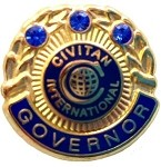 GOVERNOR PIN
