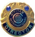 DIRECTOR PIN (District)