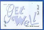 GET WELL CARDS, PKG OF 10