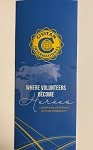 Brochures - Where Volunteers Become Heroes (pack of 10)