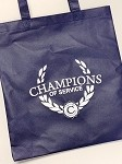 Champion of Service Reusable Bag