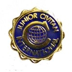 JUNIOR MEMBER PIN, ROUND