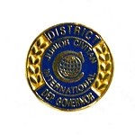 DISTRICT DEPUTY GOVERNOR PIN