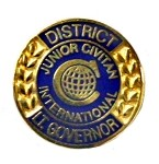 DISTRICT LT GOVERNOR PIN